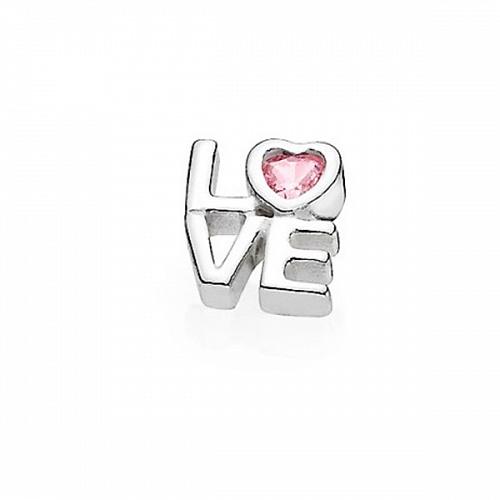 Пандора Мініатюра для медальйона Love (петіт) 792021PCZ-love . ffad4ac9cfb96
